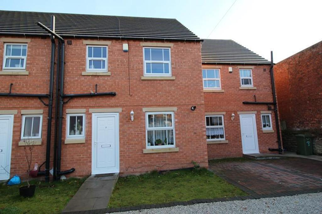 3 Bedrooms Town House for sale in 2 Rope Walk, Worksop