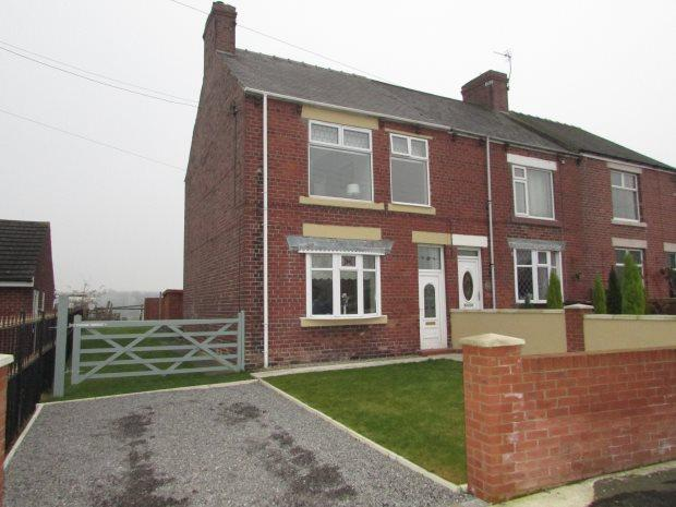 3 Bedrooms Terraced House for sale in NORTH STREET, BYERS GREEN, SPENNYMOOR DISTRICT