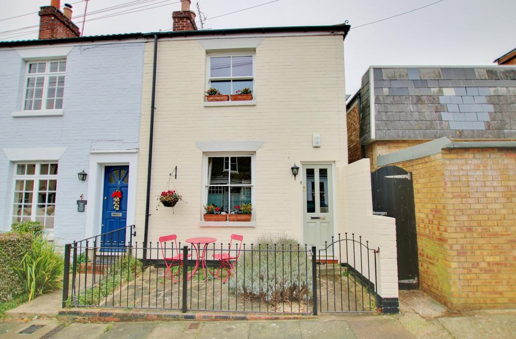2 Bedrooms End Of Terrace House for sale in Bedford Place, Southampton