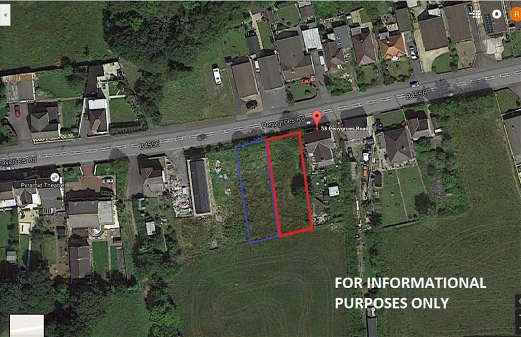 Land Commercial for sale in Penygroes Road, Ammanford, SA18