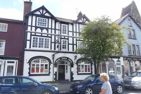 Property for sale - The White Horse, Heol Maengwyn, Maengwyn Street, Machynlleth, SY20