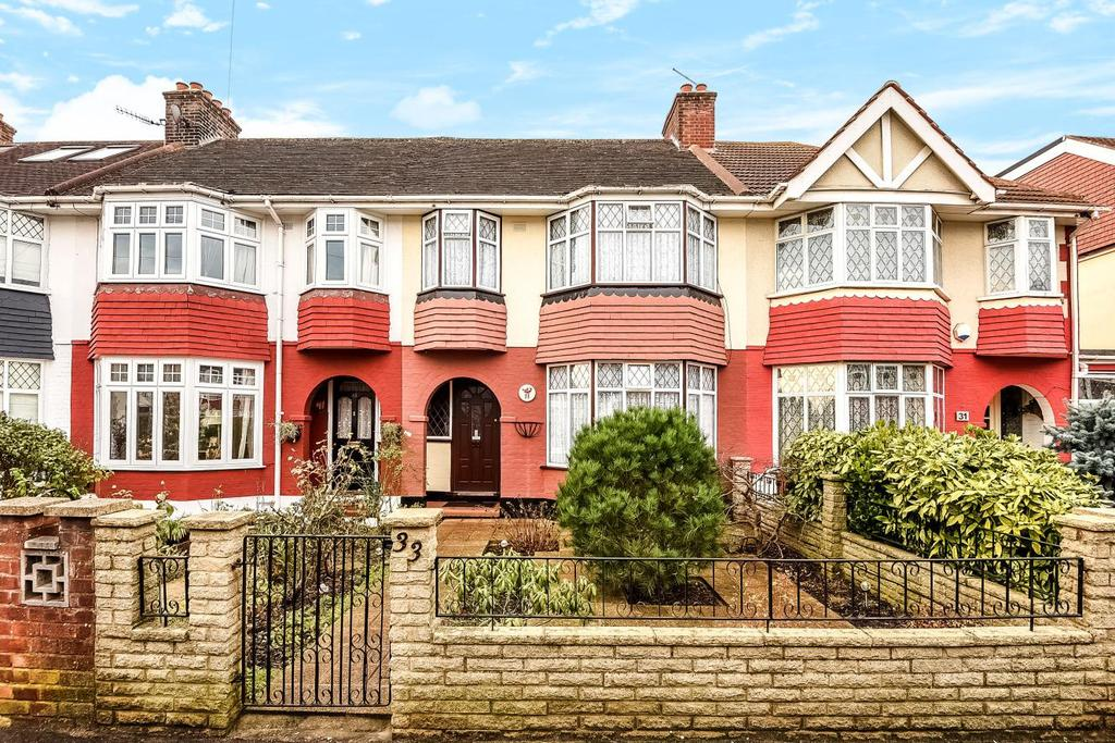 3 Bedrooms Terraced House for sale in Brooklands Avenue, Wimbledon Park, SW19