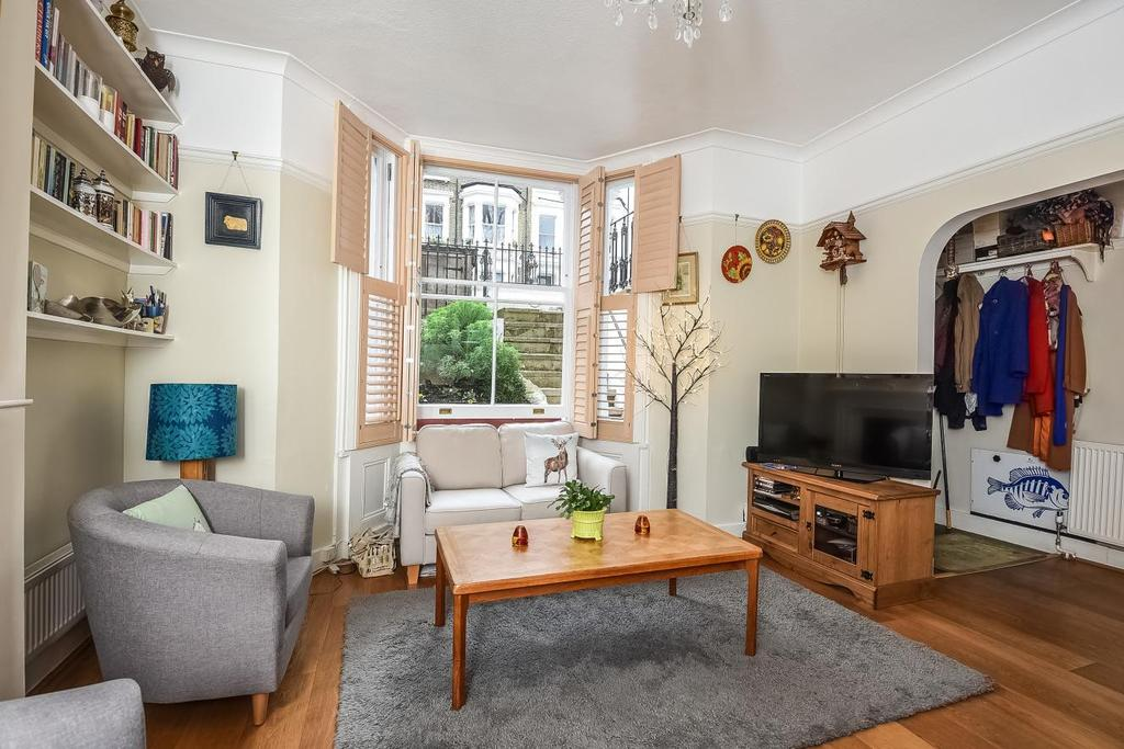 2 Bedrooms Flat for sale in Hammersmith Grove, Hammersmith