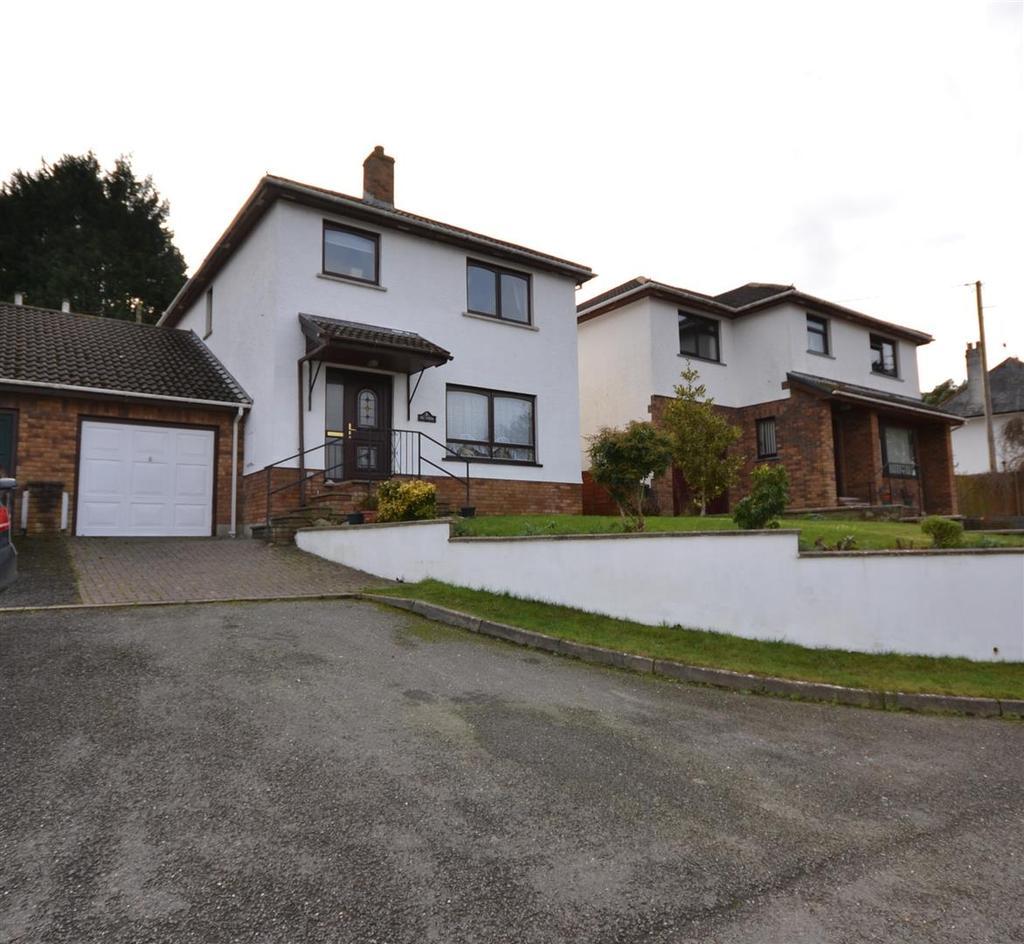 3 Bedrooms Link Detached House for sale in Cardigan, Ceredigion