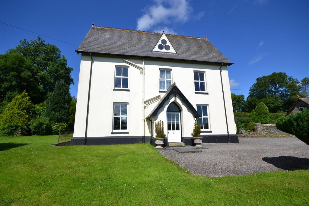 7 Bedrooms Detached House for sale in Star, Llanfyrnach
