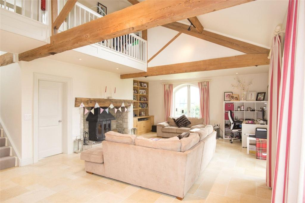 4 Bedrooms Detached House for sale in Elkstone, Cheltenham, GL53