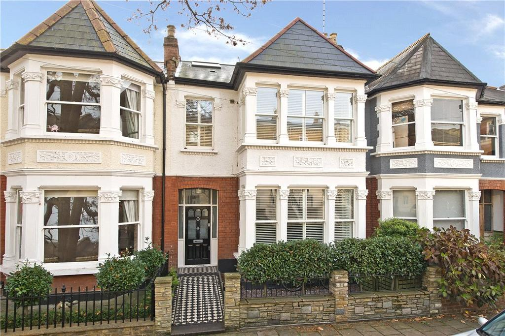 5 Bedrooms Terraced House for sale in Denton Road, Twickenham, TW1