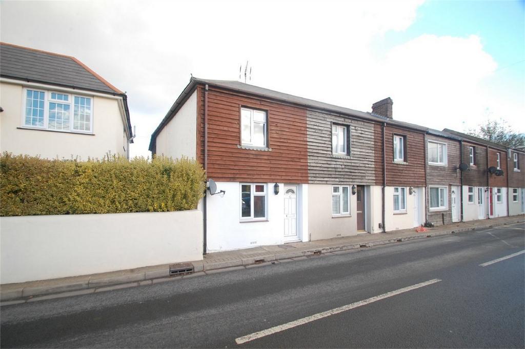 3 Bedrooms End Of Terrace House for sale in Lower Rainham Road, Rainham, Gillingham, Kent
