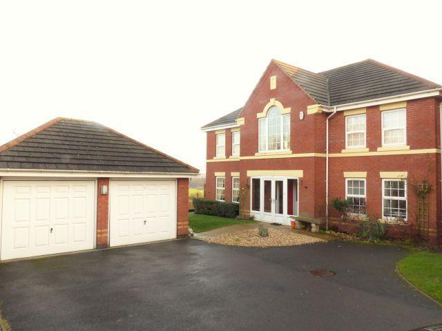 5 Bedrooms Detached House for sale in Wheatland Grove,Aldridge,Walsall
