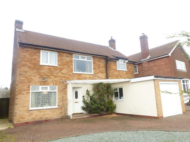 4 Bedrooms Detached House for sale in Streetly Crescent,Four Oaks,Sutton Coldfield