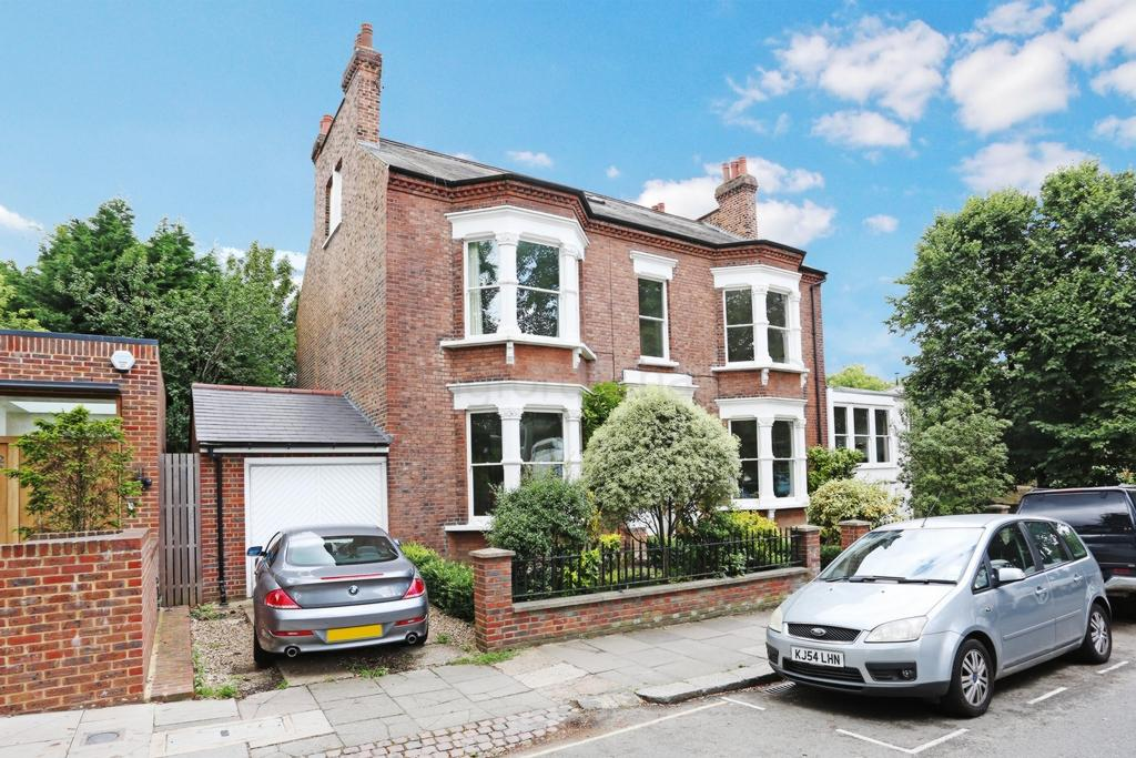 6 Bedrooms Detached House for sale in Church Road, Highgate, N6