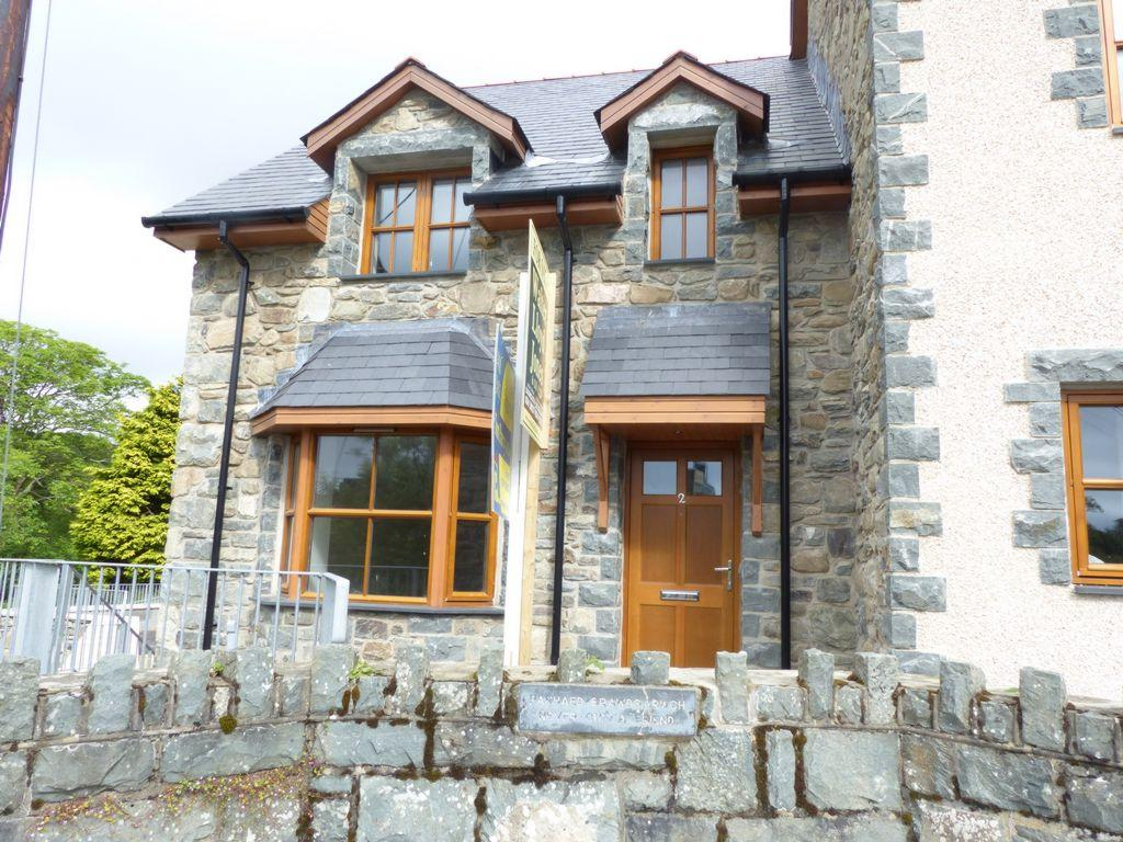 3 Bedrooms House for sale in 2 Plas Newydd, Llanbedr, LL45