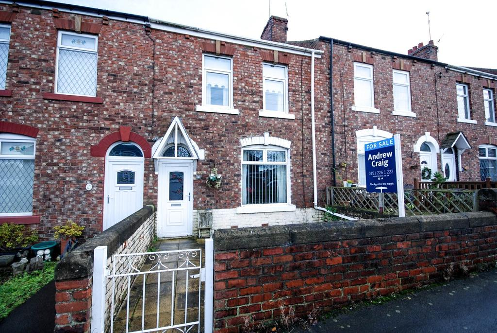 2 Bedrooms Terraced House for sale in Grange Terrace, Kibblesworth