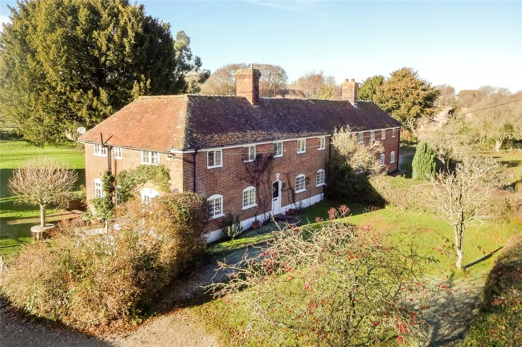3 Bedrooms Semi Detached House for sale in Tunworth, Basingstoke, Hampshire