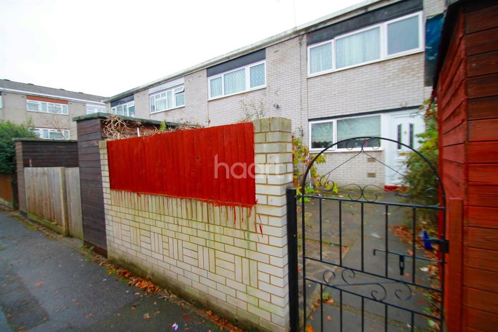 2 Bedrooms Terraced House for sale in North Hayes