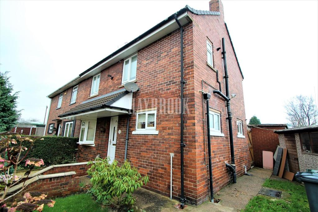 3 Bedrooms Semi Detached House for sale in Park Road, Swinton
