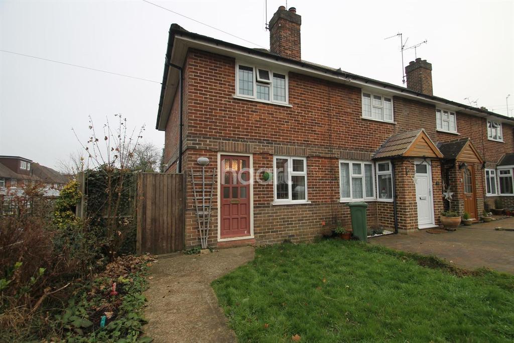 2 Bedrooms End Of Terrace House for sale in Westways, Westerham