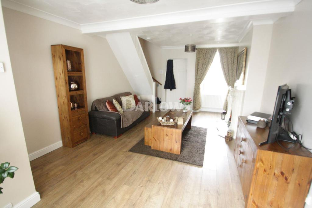 2 Bedrooms Terraced House for sale in High Street, Blaenavon