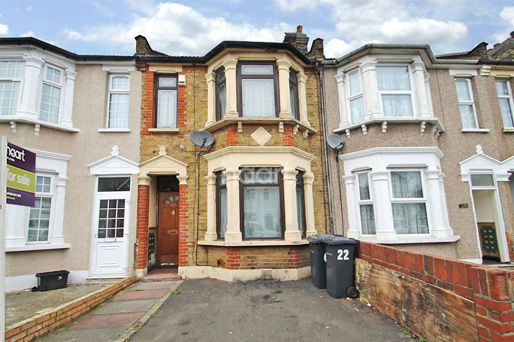 3 Bedrooms Terraced House for sale in Norman Road, Ilford, Essex