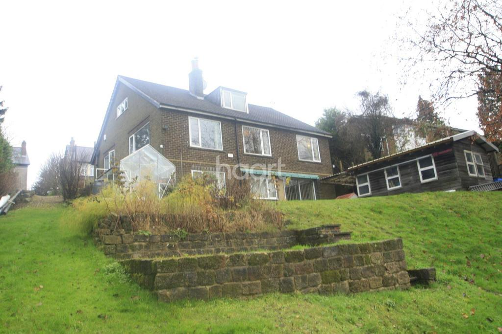 4 Bedrooms Detached House for sale in Newbridge Road, Ambergate