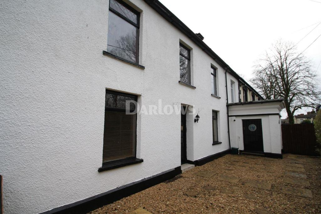3 Bedrooms Terraced House for sale in Sirhowy Houses, Dukestown Road, Tredegar, Gwent