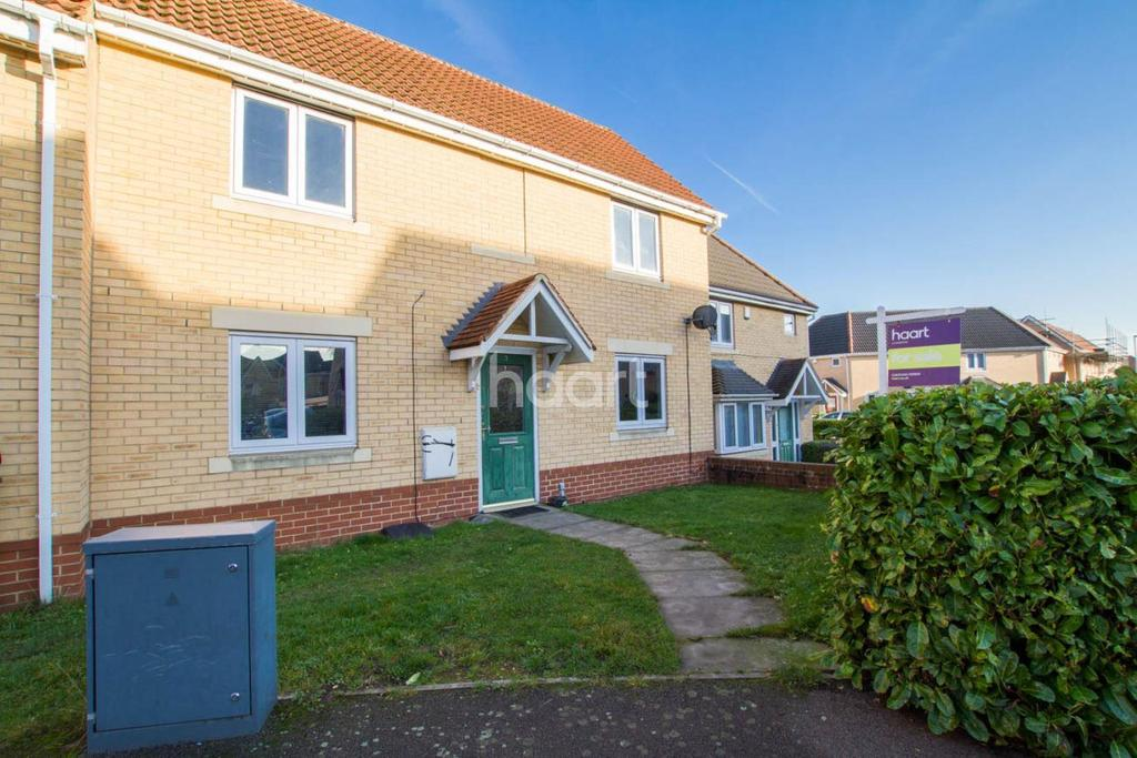3 Bedrooms End Of Terrace House for sale in HUTTON CLOSE