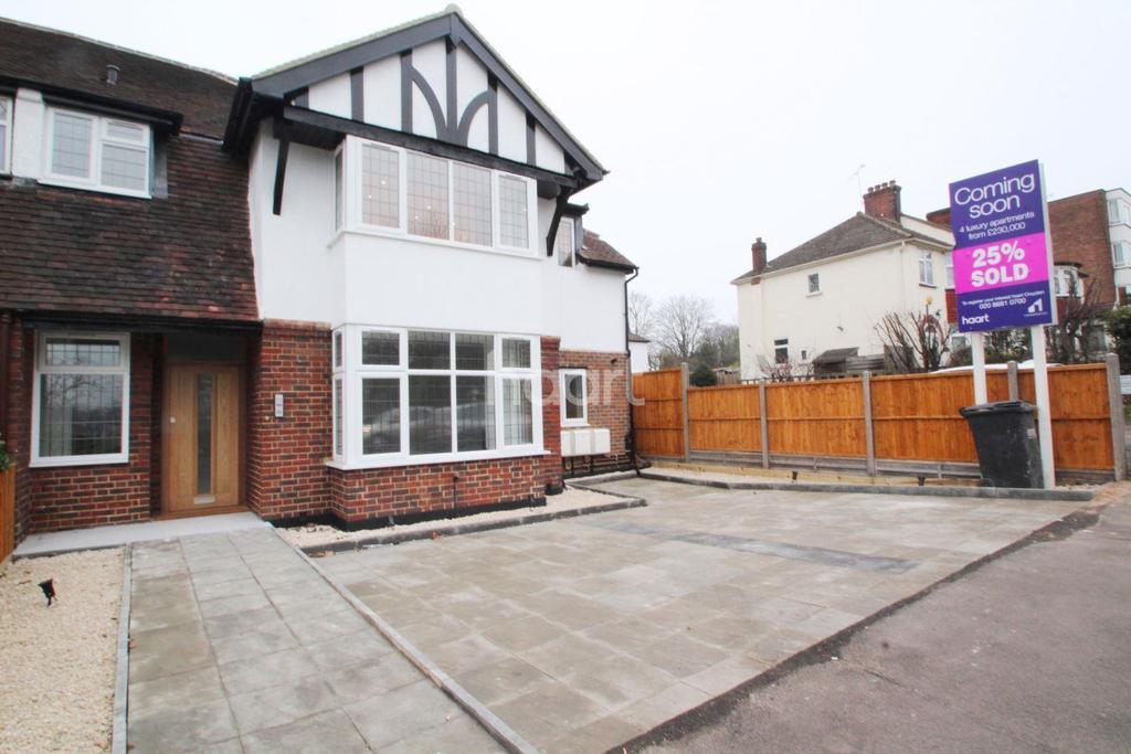 Studio Flat for sale in Green Gaze, Duppas Hill Road, Croydon, CR0