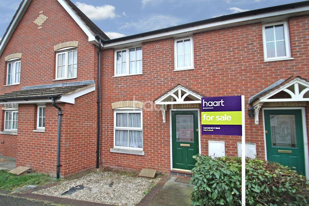 2 Bedrooms Terraced House for sale in Cotton Close