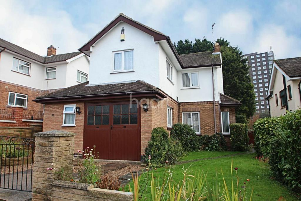 4 Bedrooms Detached House for sale in Elmswood Gardens, Sherwood