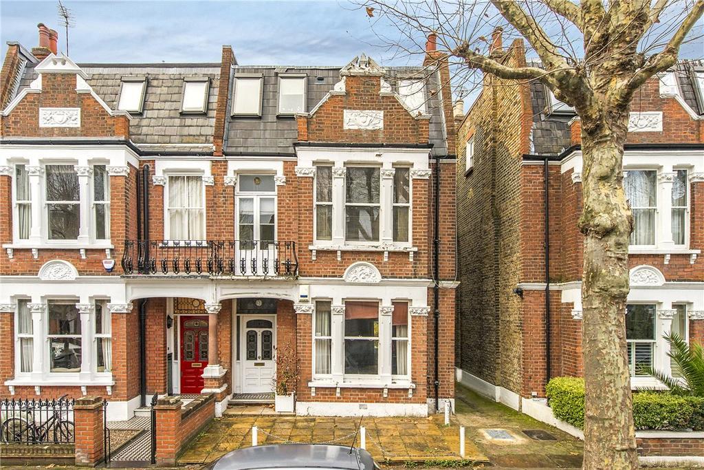 4 Bedrooms Semi Detached House for sale in Ellerby Street, London, SW6