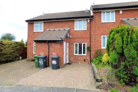 2 bedroom terraced house to rent - Heron Drive, Bushmead, Luton, LU2 7LZ
