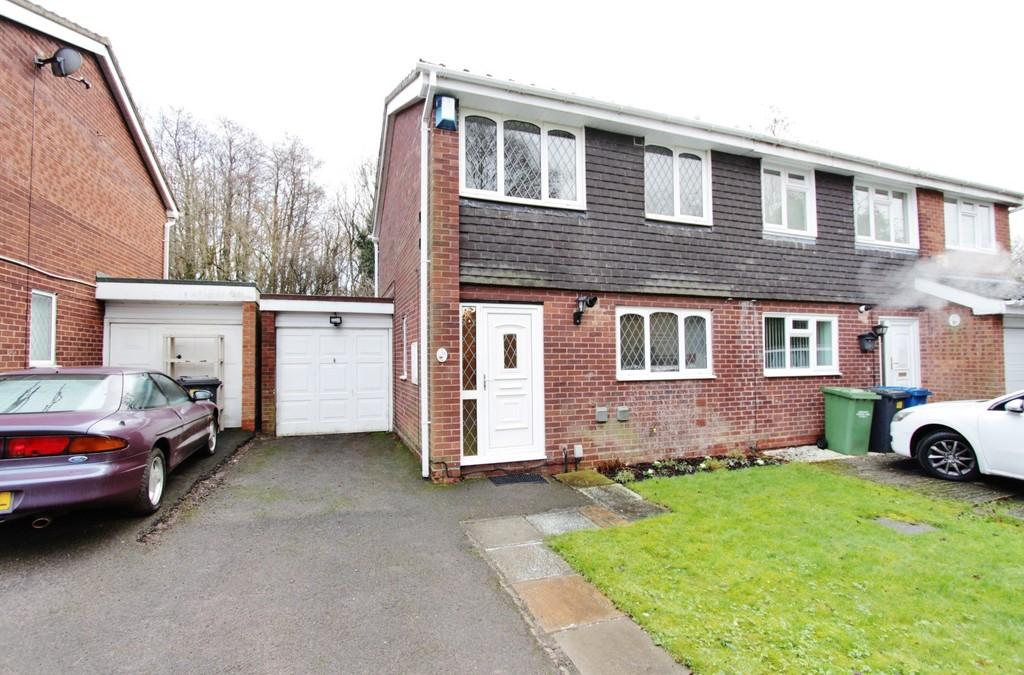 3 Bedrooms Semi Detached House for sale in Hartleyburn, Wilnecote
