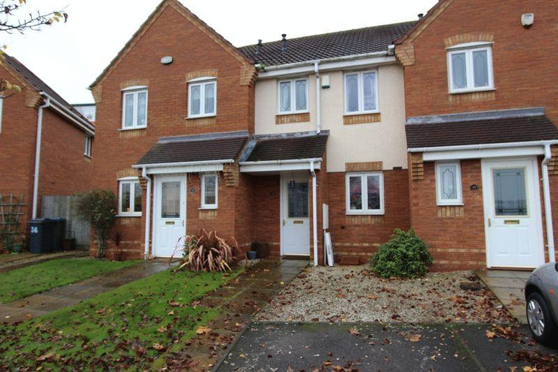 2 Bedrooms Terraced House for sale in Ferguson Drive, Tipton