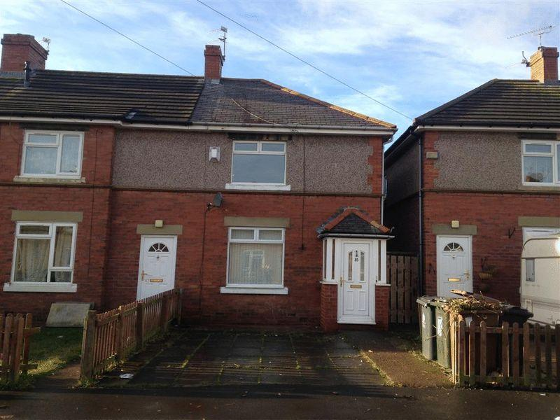 2 Bedrooms Semi Detached House for sale in Burnside Avenue, Annitsford