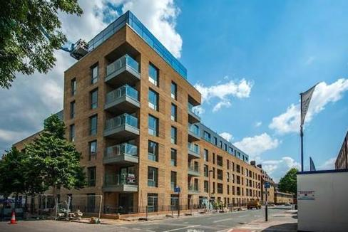 1 Bedroom Apartment Flat for sale in Palm House Sancroft Street, Kennington, SE11