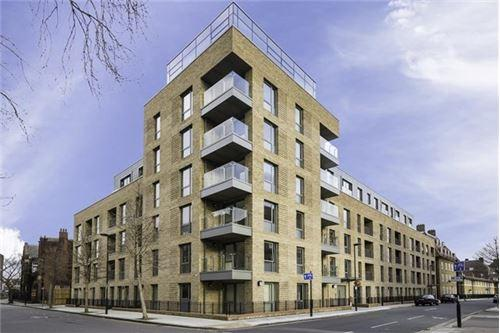 2 Bedrooms Apartment Flat for sale in Palm House, Sancroft Street, Vauxhall, SE11