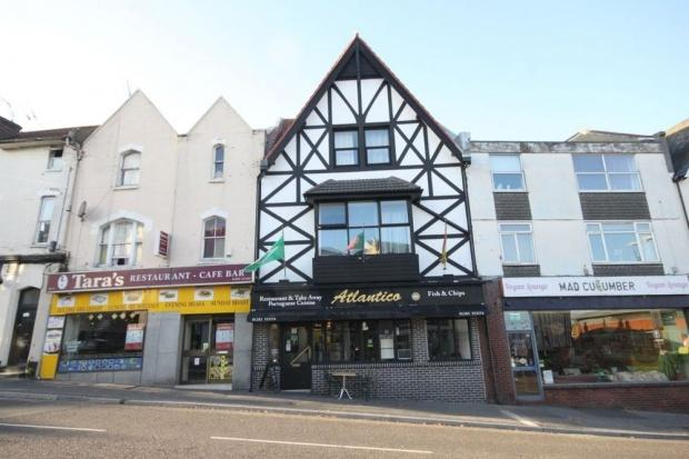 Terraced House for sale in The Triangle, Bournemouth, BH2
