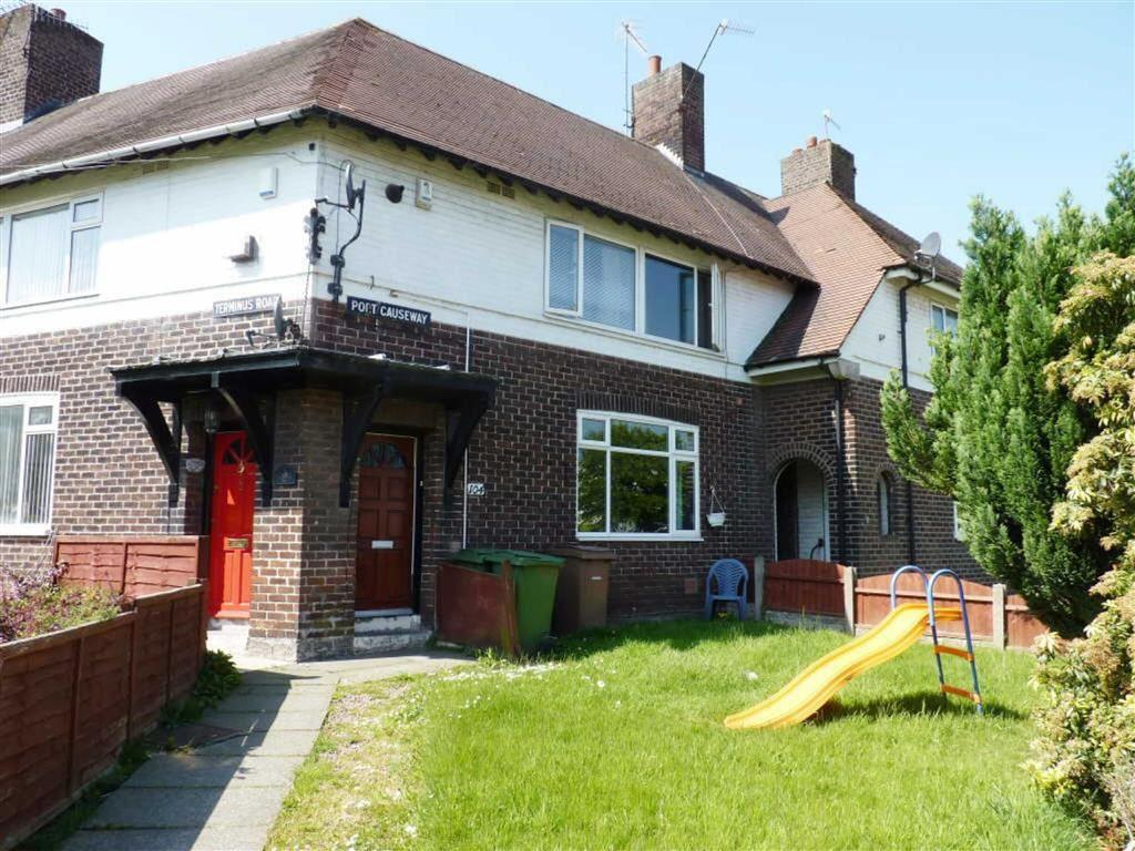 3 Bedrooms Terraced House for sale in Port Causeway, CH62
