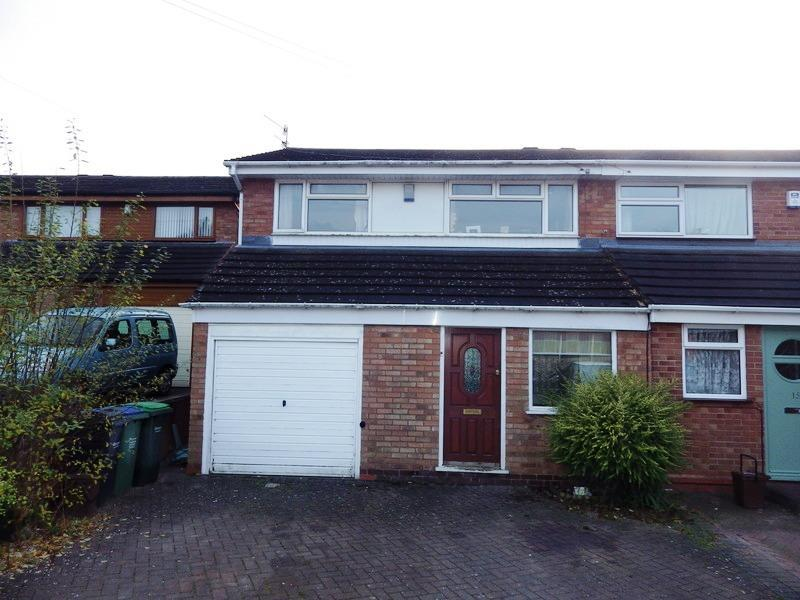 3 Bedrooms Semi Detached House for sale in Chatsworth Road, Halesowen