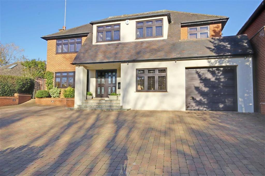 5 Bedrooms Detached House for sale in Westwood Close, Potters Bar, Hertfordshire