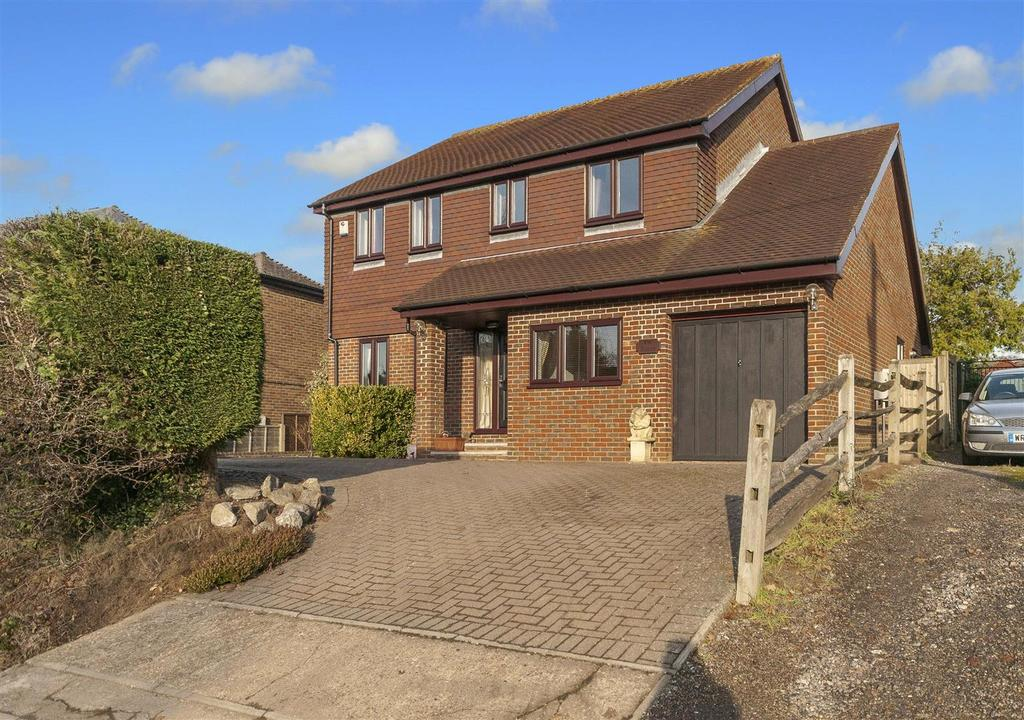 4 Bedrooms Detached House for sale in Sands Lane, Small Dole,