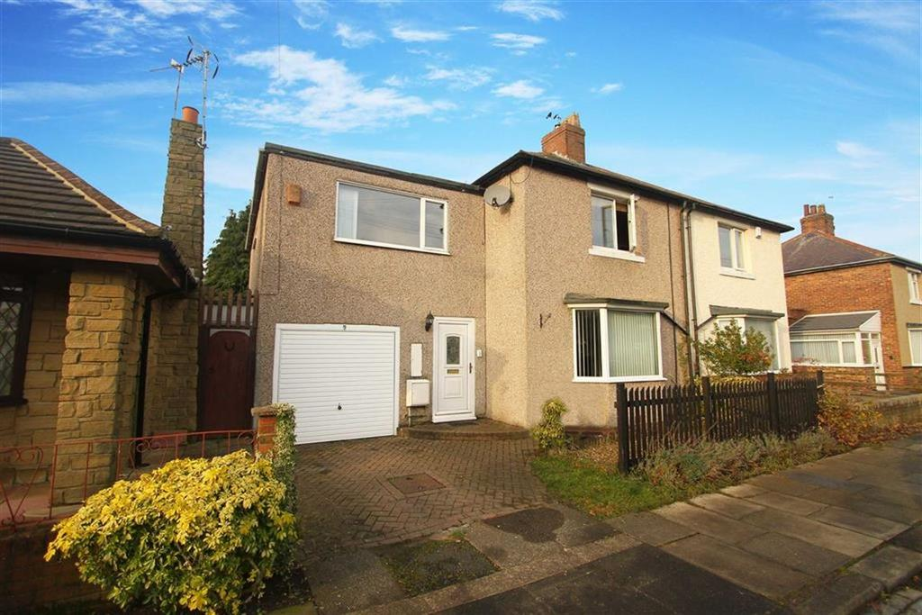 4 Bedrooms Semi Detached House for sale in Leybourne Avenue, Killingworth