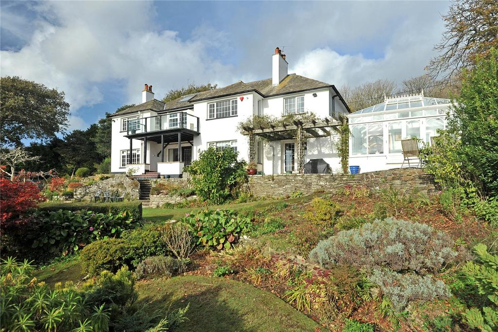 5 Bedrooms Detached House for sale in Fortescue Road, Salcombe, Devon