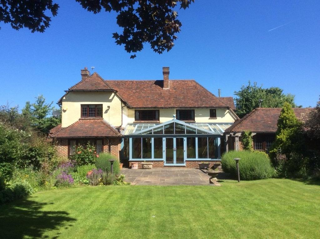 4 Bedrooms Detached House for sale in Avery Lane, Otham, Maidstone
