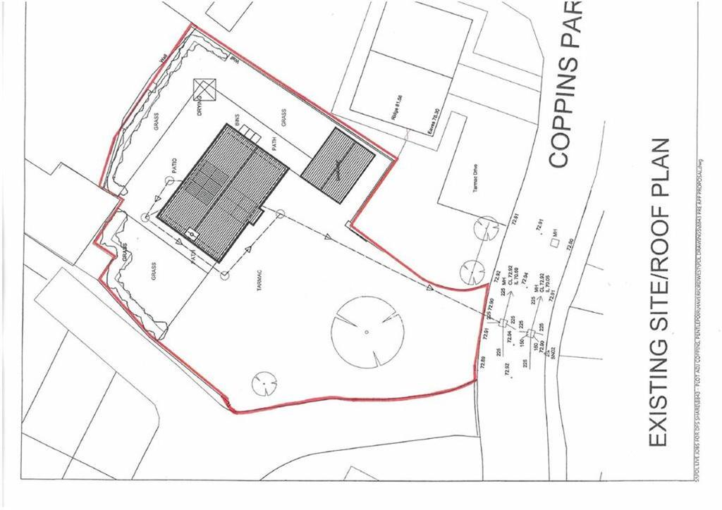 3 Bedrooms Land Commercial for sale in Building Plot, Coppins Park, Saundersfoot, SA69