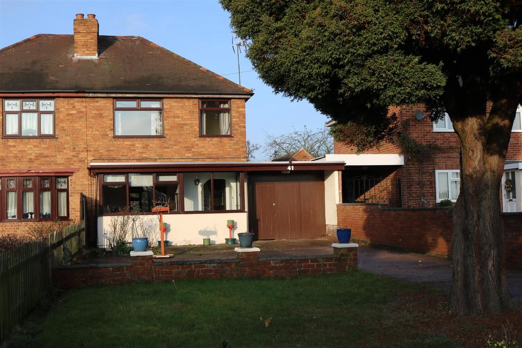 3 Bedrooms Semi Detached House for sale in High Street, Polesworth, Tamworth