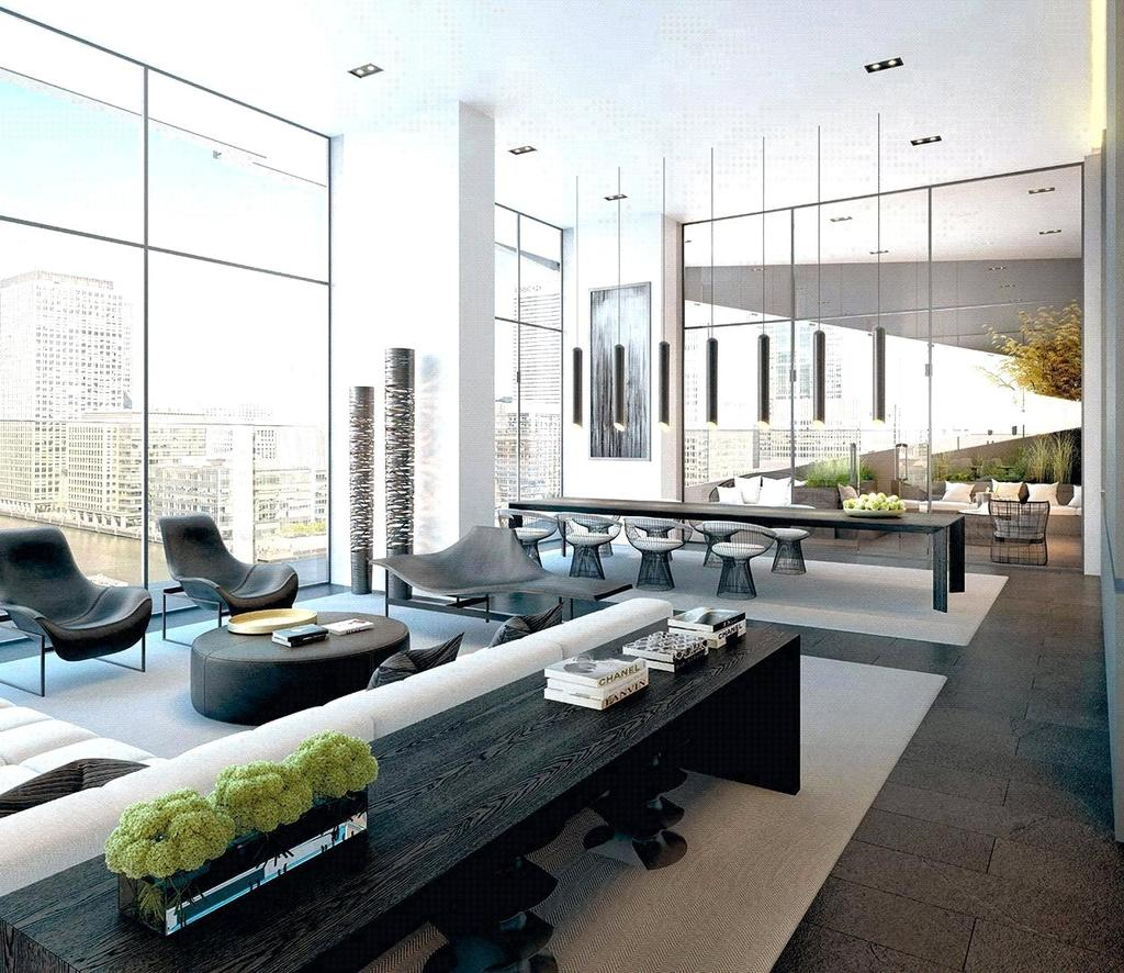 2 Bedrooms Flat for sale in The Madison, Marsh Wall, London