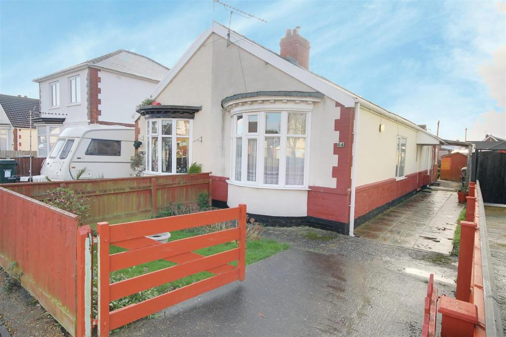 2 Bedrooms Semi Detached Bungalow for sale in 64 George Street, Mablethorpe