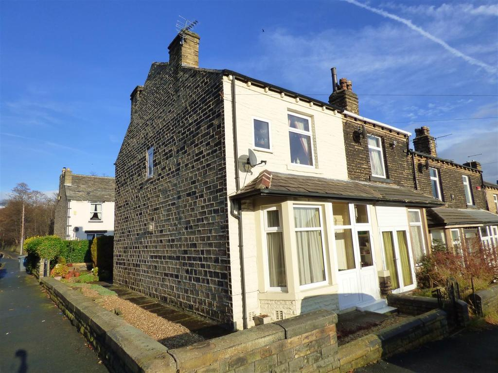 2 Bedrooms End Of Terrace House for sale in Victoria Terrace, Cleckheaton