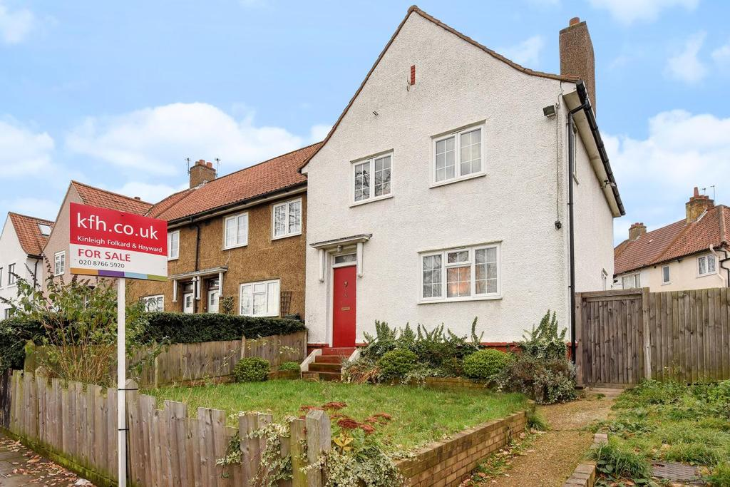 3 Bedrooms Semi Detached House for sale in Salters Hill, Crystal Palace, SE19